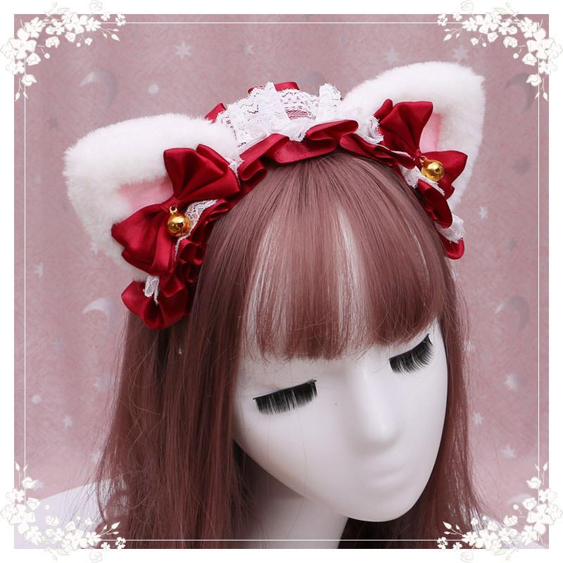 发带款三角猫耳白粉+酒红缎带.jpg