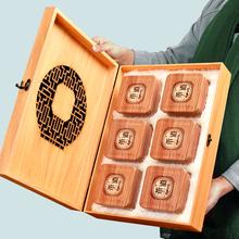 铁观音茶叶木艺礼盒装,新年礼物送客户