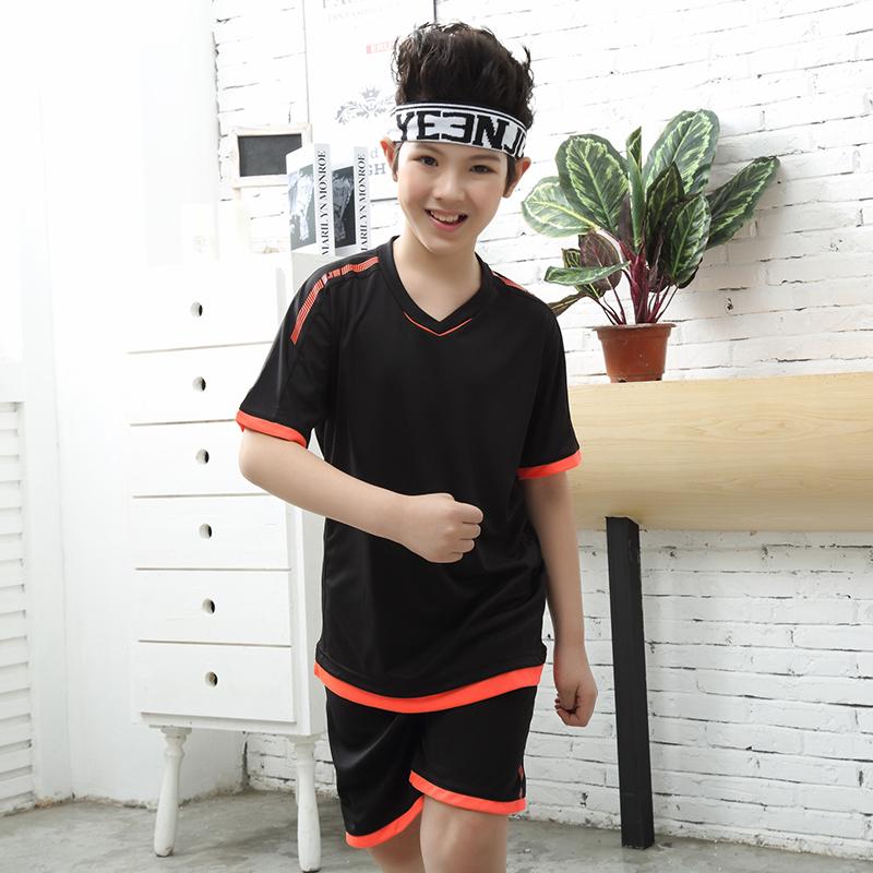 童装男童运动衣服夏季2017新款