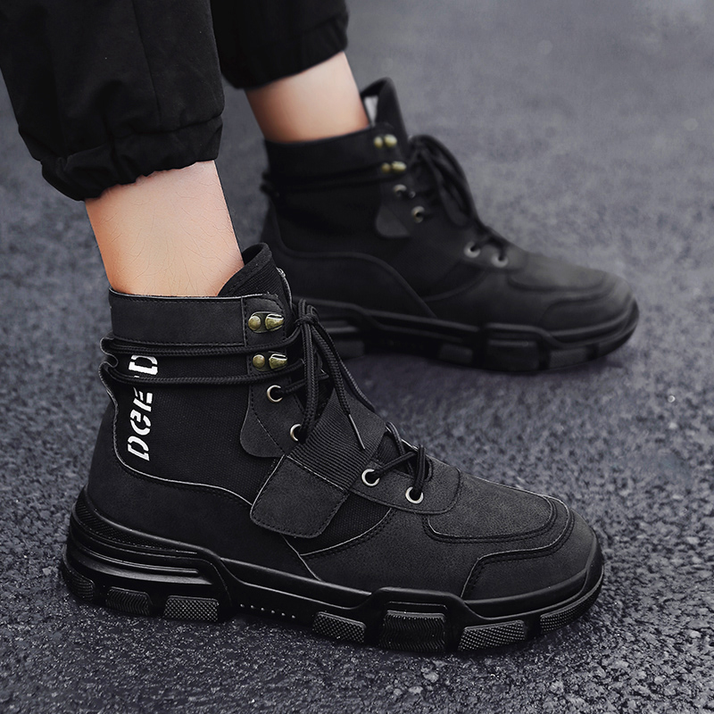 2802 black single shoes