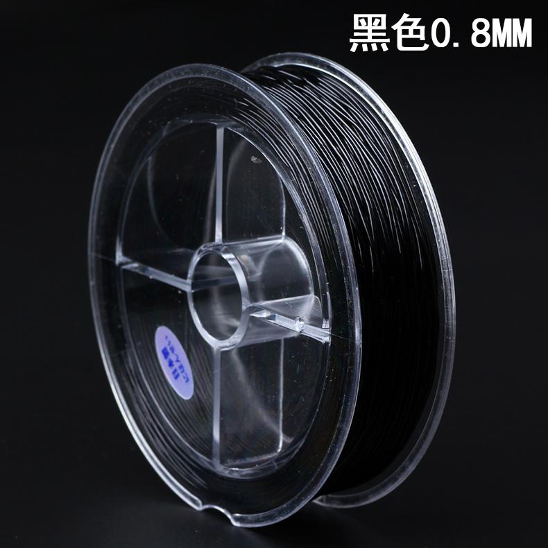 Импорт черный 0,8 мм / рулон