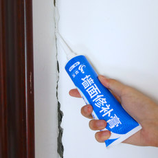 Wall patching paste waterproof, moisture-proof and mildew proof wall patching paste white refurbished putty powder emulsion paint repair artifact home