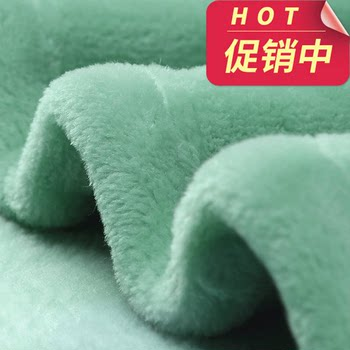 Winter thickened warm flange fluffy blanket nap blanket single double coral blanket bed sheet towel quilt