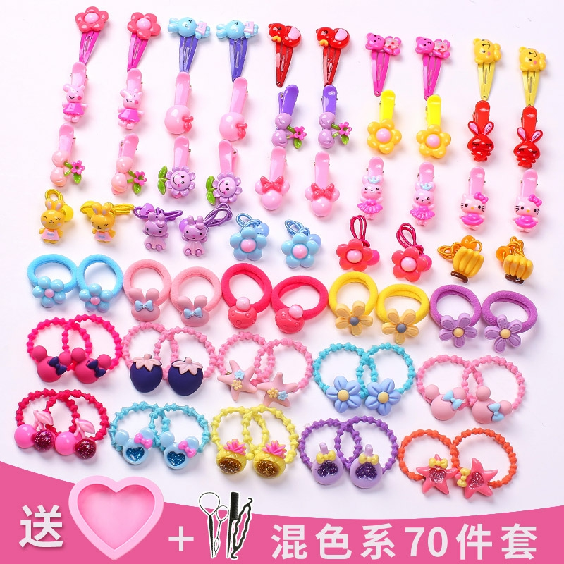 13# Mixed Color Hairpin Hairpin 70 Sets A