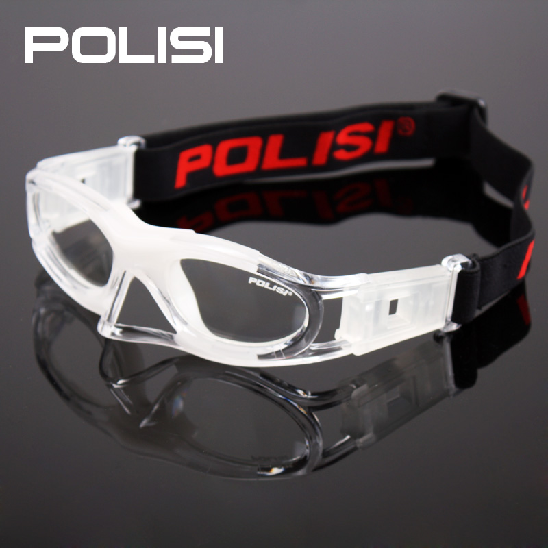 5c780d315119 POLISI Professional Children basketball glasses kids Outdoor Sports  Football Basketball goggles frame can be equipped with myopia