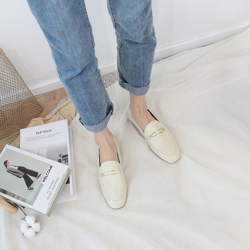 BEIGE REBATE SHOES