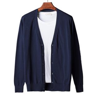 【春季精选】男?#37038;?#23578;针织衫薄款