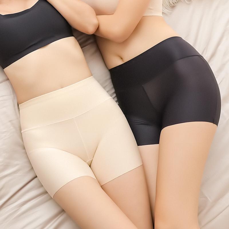 俞兆林无痕蕾丝安全裤3条装