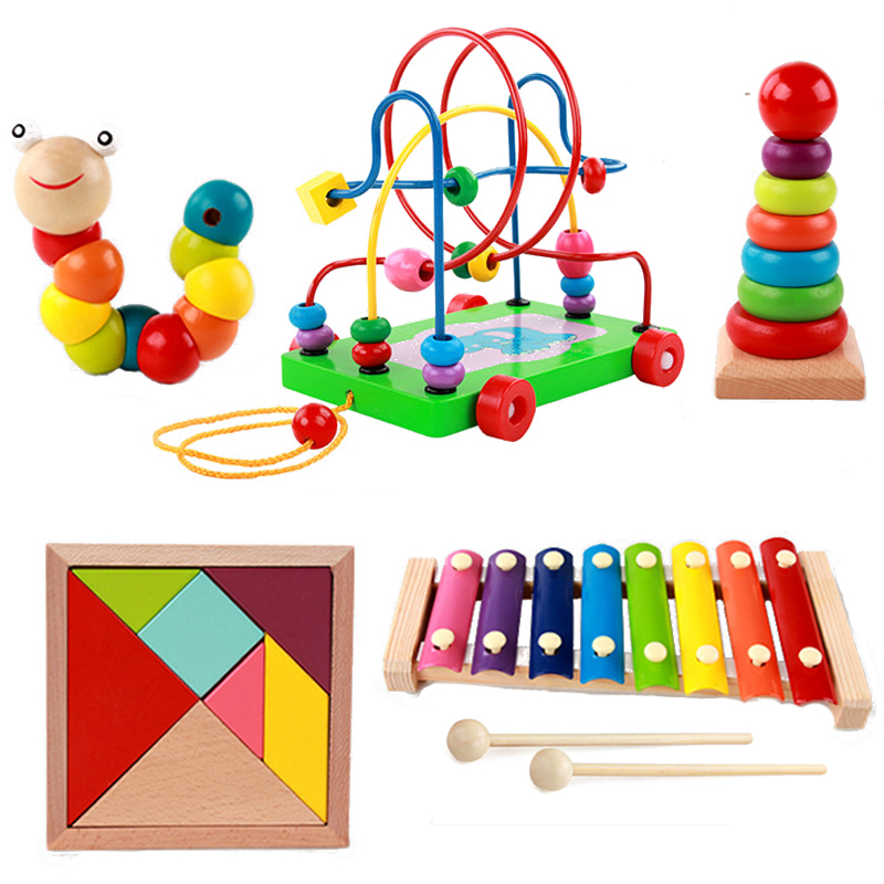 How Twisted Eearly Childhood Education >> Usd 16 88 Baby Toys 0 1 2 3 Years Old Infant Puzzle Early Childhood