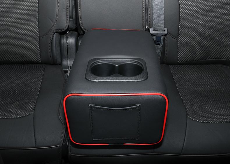 Bệ tì tay hàng ghế hai  xe  Ford Explorer 2013-2019 - ảnh 2