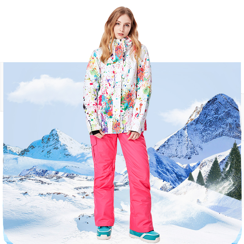 9c92fea6e9 ... adult thick double board snowboard suit female suit. Zoom · lightbox  moreview · lightbox moreview · lightbox moreview · lightbox moreview ...