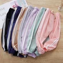 【2条装】北极绒 儿童100%纯棉童裤