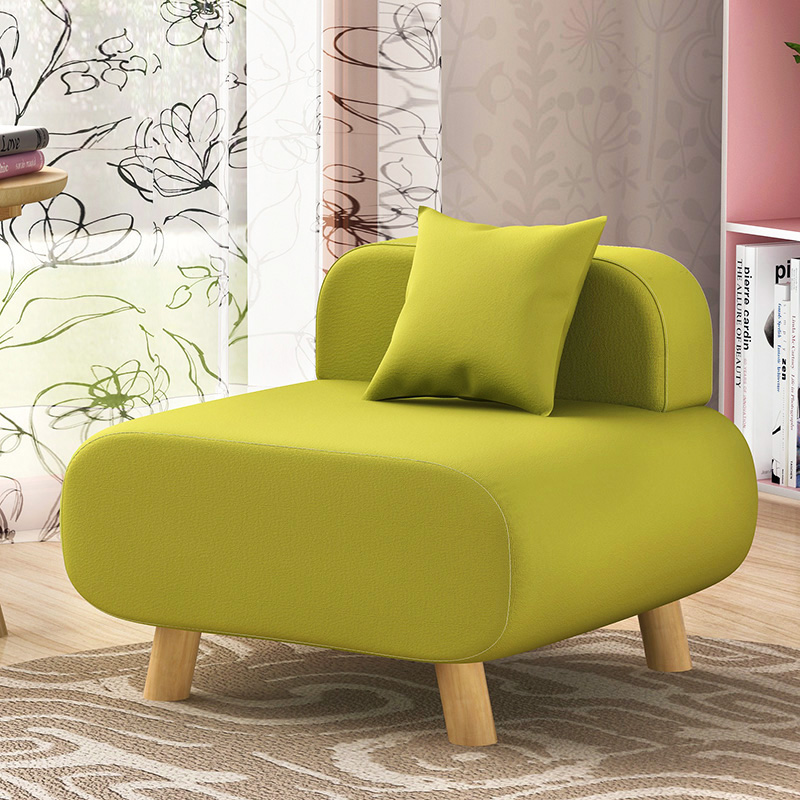 Superbe Living Room Lounger Sofa Free Installation Sofa Chair Creative Single Small  Sofa Bedroom Backrest Tatami
