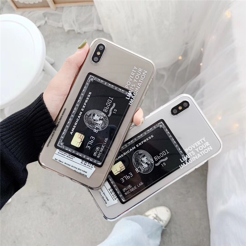 Luxury Centurion Credit Card Case For iPhone Series – VIVITODAY