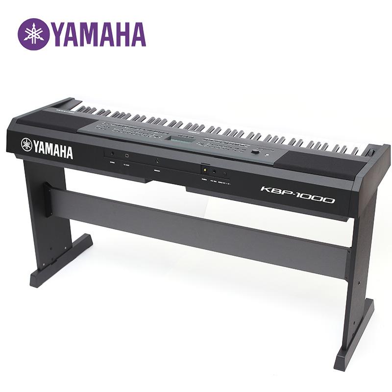 雅马哈KBP1000电钢琴88键重锤数码钢琴KBP2000智能钢琴电子钢琴