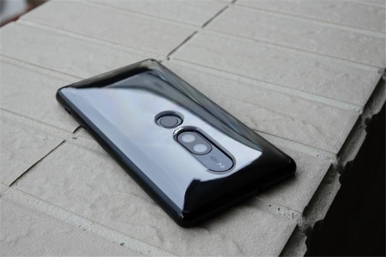 日本RASTA BANANA索尼XZ2P手機殼XZ2 Premium保護套H8166軟邊硬底sony手機殼 保護套 保護殼