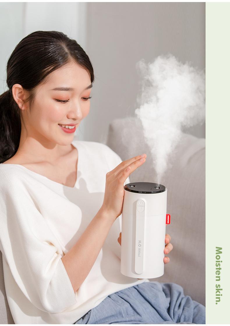 智能加濕器小型家用