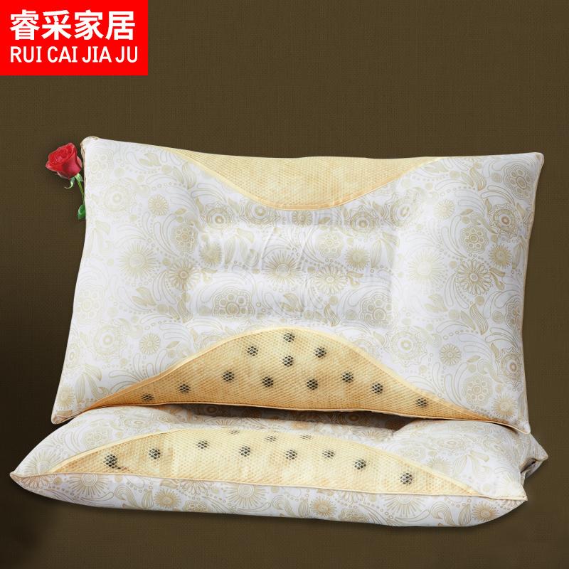 一对装 决明子枕芯荞麦壳枕头薰衣草优惠后5元包邮