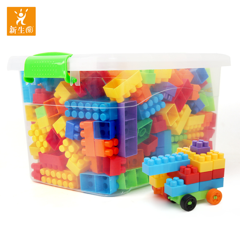 Toys For Kids 8 10 : Usd children building blocks plastic toys