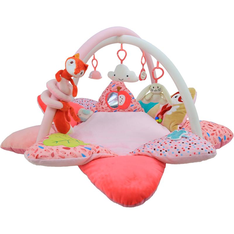 婴儿游戏毯礼物音乐垫健身架-优惠价20元销量775件