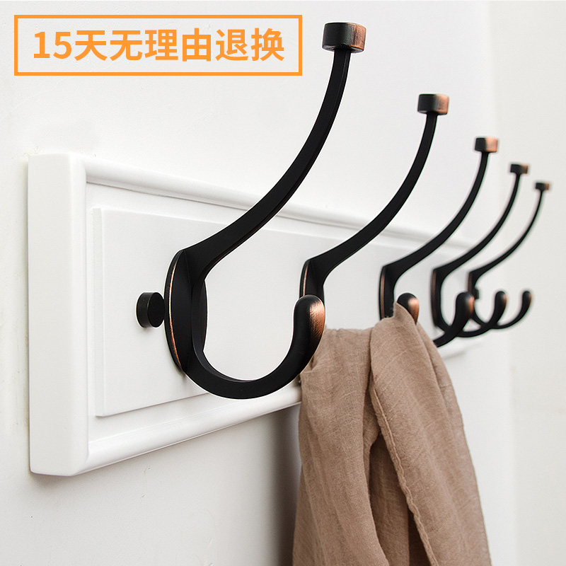 Hanging Clothes Hook Wall Creative Hanger Coat