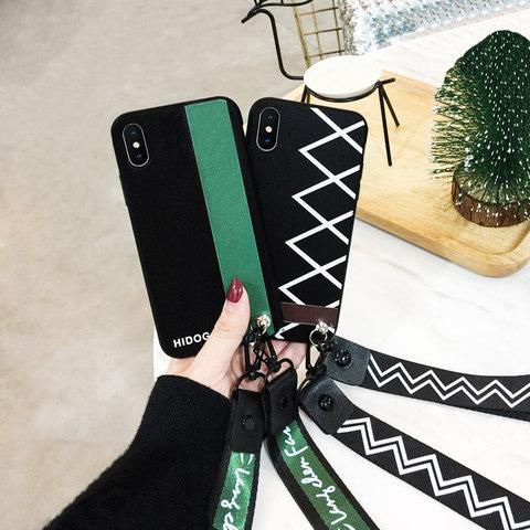 绿纹苹果x潮牌个性创意手机壳优惠券
