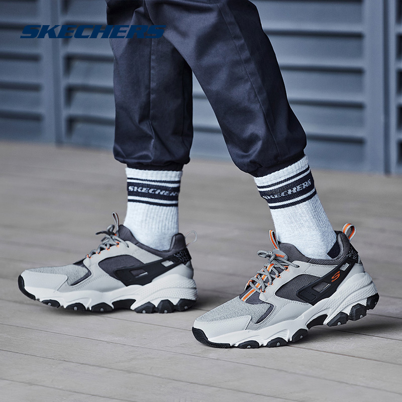 Respecto a intercambiar extremadamente  USD 171.97] Skechers Skech Retro Thick Bottom Outdoor Dad Shoes Men's  Casual Sneakers Little White Shoes 51737 - Wholesale from China online  shopping | Buy asian products online from the best shoping agent -  ChinaHao.com