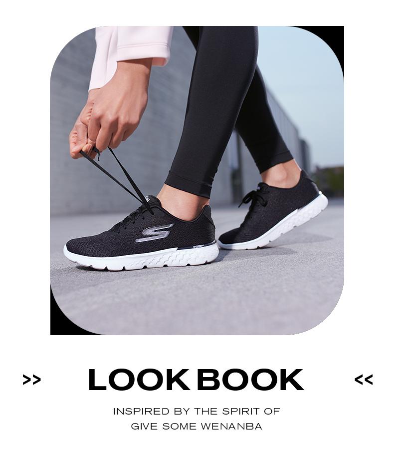 斯凯奇 Skechers Go Run 400 男女缓震跑步鞋 运动休闲鞋 图8