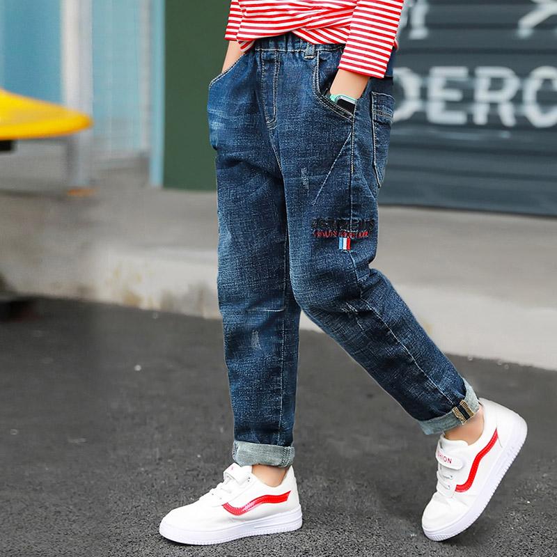 【麦田城堡】中大童洋气牛仔裤12月01日最新优惠