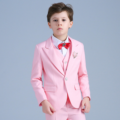 Children's suits boys' dresses wedding girls small suits Korean versioncatwalk costumes
