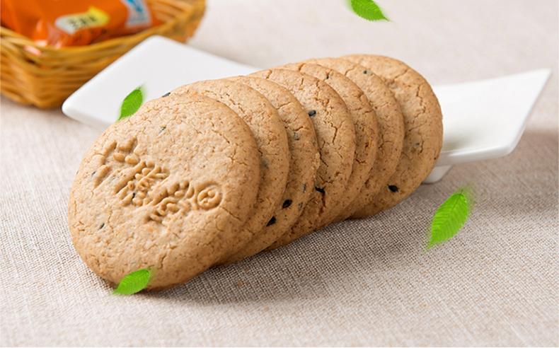 肠道不消化?赶快吃点粗粮饼干吧!