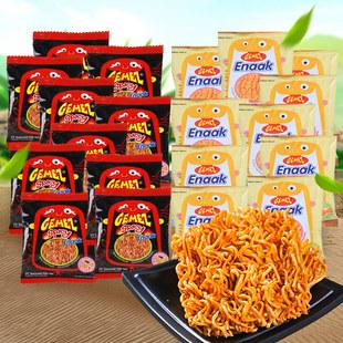 GEMEZ 印尼进口网红小鸡干脆面20包