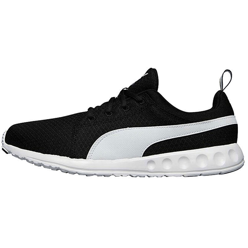 Qing puma Puma men s shoes 2017 summer new mesh lightweight breathable  black and white sports shoes running shoes 18902403 1ecba0b45