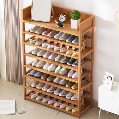 多层简易家用收纳门口鞋架鞋柜