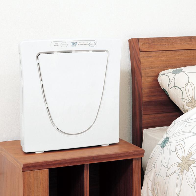 日本双鸟空气净化器家用小型室内氧吧卧室活性炭除甲醛除二手烟味_天猫超市优惠券