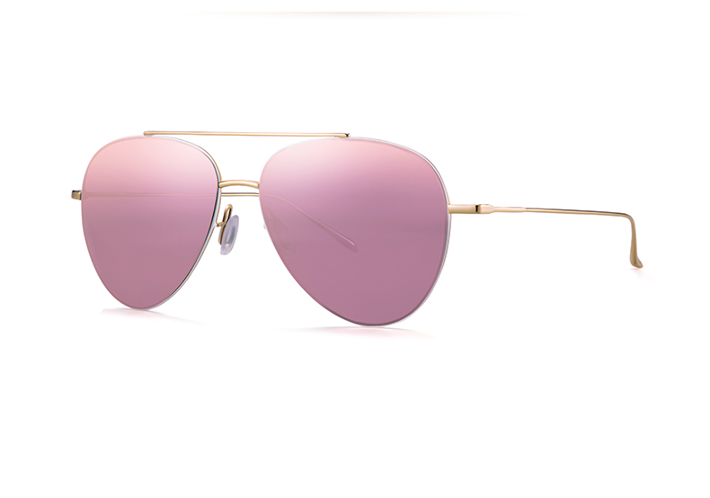df083d74fa Helen Keller sunglasses 2017 new coated lens Lin Zhiling with the same  paragraph sunglasses female frog ...