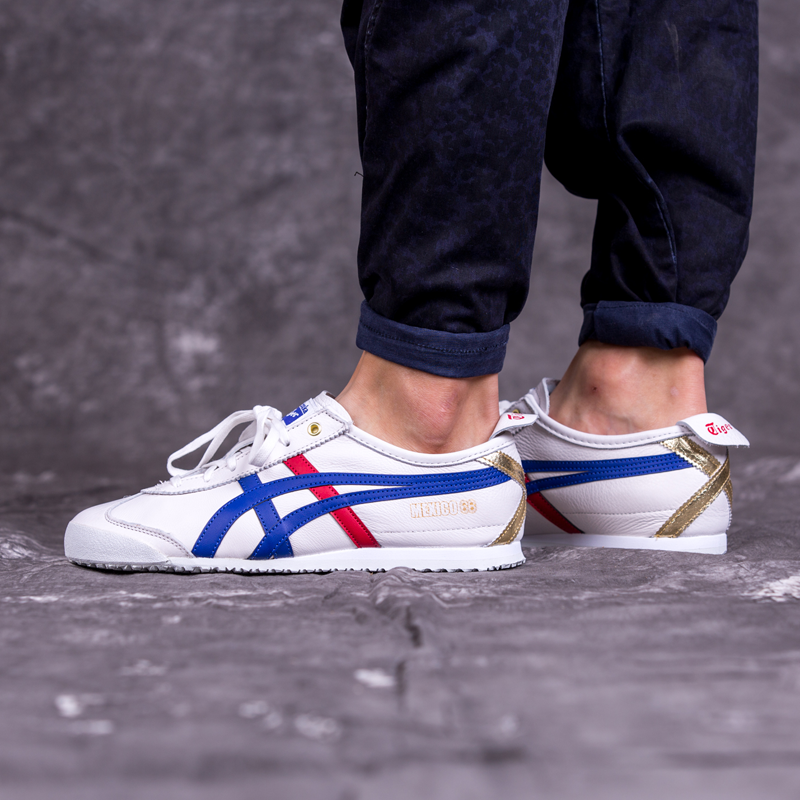 buy online 5bb22 1c315 Onitsuka Tiger Onitsuka Tiger MEXICO 66 gold stamping d507l-0152 limited