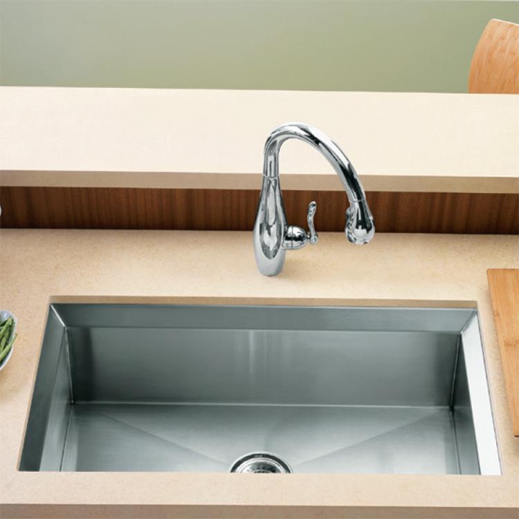 Kohler Stainless Steel Sink K 3880T F NA Roseris Single Slot Kitchen