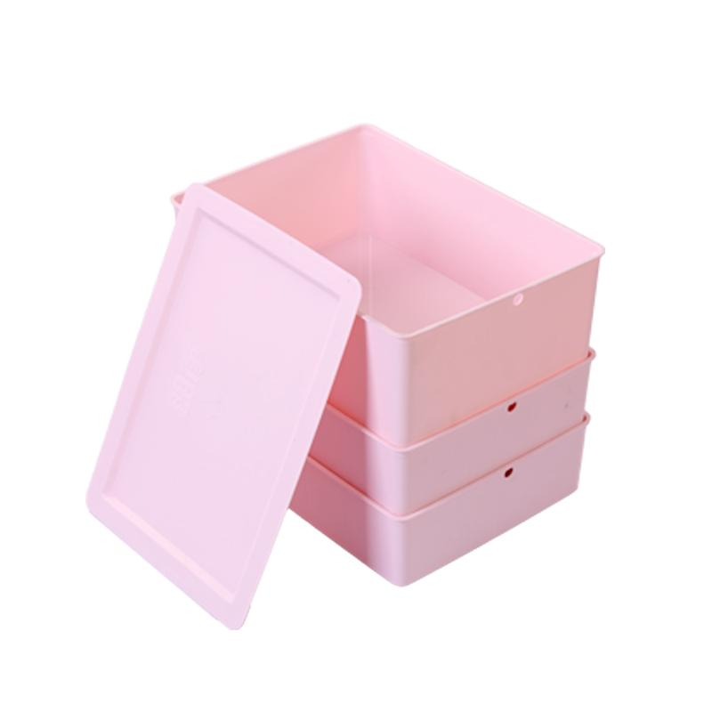 Розовый органайзер 【3 шт. один корпус пакет содержит 10 сетки, 1 сетка, 15 сеток, 1 сетка, 1 сетка, 1 сетка】