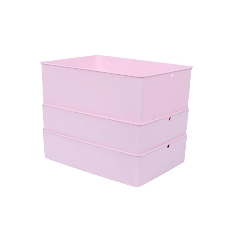 Розовый органайзер 【3 шт. без корпус пакет содержит 10 сетки, 1 сетка, 1 сетка, 1 сетка, 1】