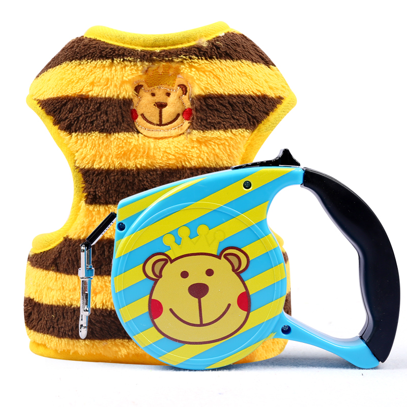 Prince Bear Leash Set