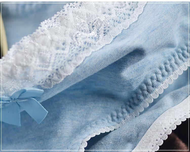Slip jeunesse CM003 en coton - Ref 639615 Image 23
