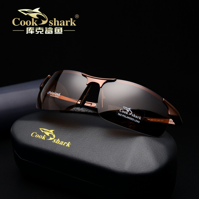 Outdoor Cookshark Cook Shark eccentric outdoor light glasses men's sunglasses sunglasses sunglasses driver mirror 8808