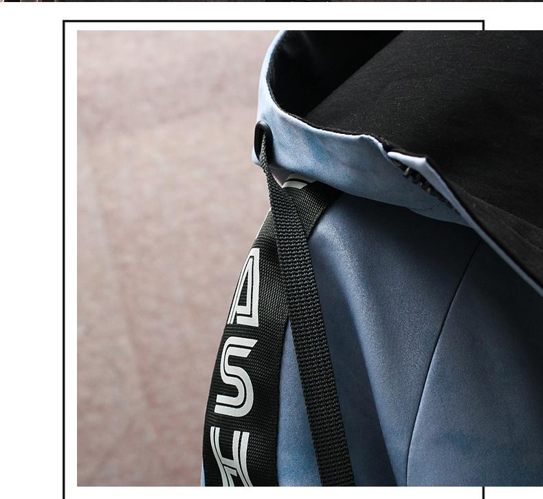 Medium-length windcoat jacket men's 2020 new teen Korean version trend plus velvet plus thick autumn and winter jacket top 57 Online shopping Bangladesh