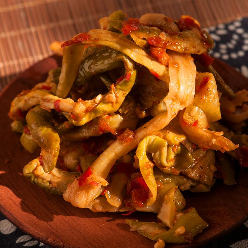 新鲜现做腌黄瓜腌菜咸菜真空包装-券后7.00元
