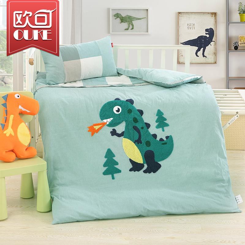 Детский сад одеяло три образца содержит ядро шесть частей ребенок вводить сад постельные принадлежности хлопок ребенок вздремнуть находятся матрас съемный