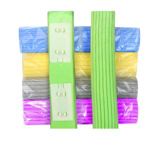 10个装墩布头对折式胶棉拖把头吸水海绵替换装拖布海棉头通用28CM领天猫淘宝优惠券可省3元