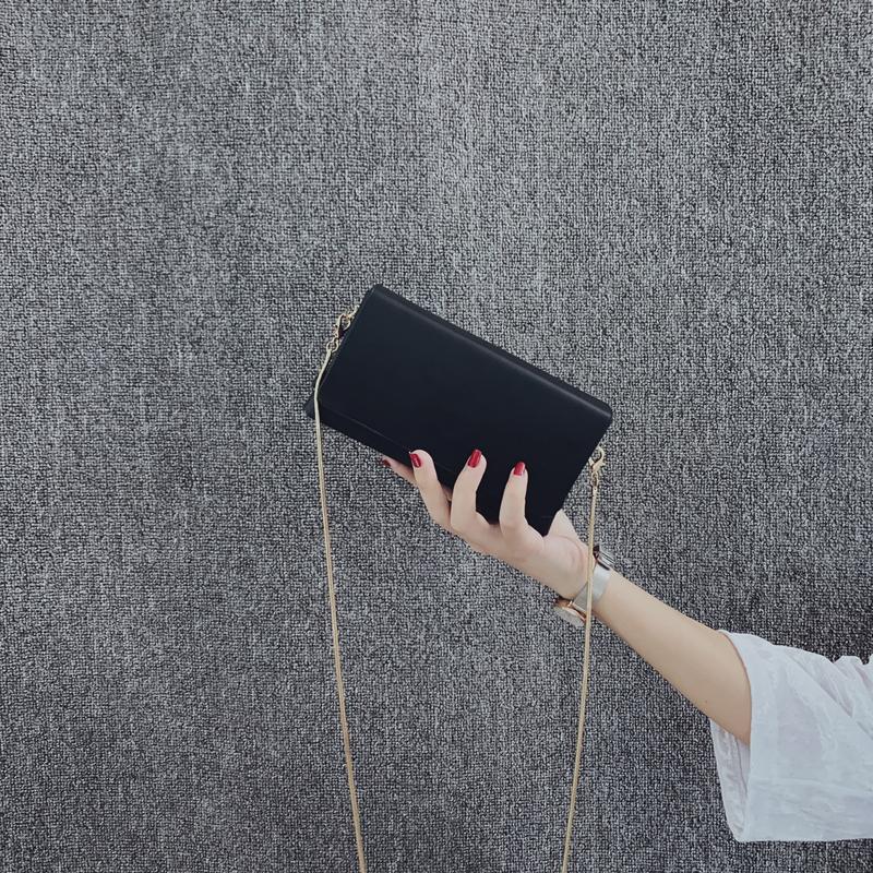 Net đỏ nhỏ ck nước ngoài giới hạn túi nữ 2020 thời trang mới hoang dã siêu lửa mini crossbody chain bag - Túi xách nữ