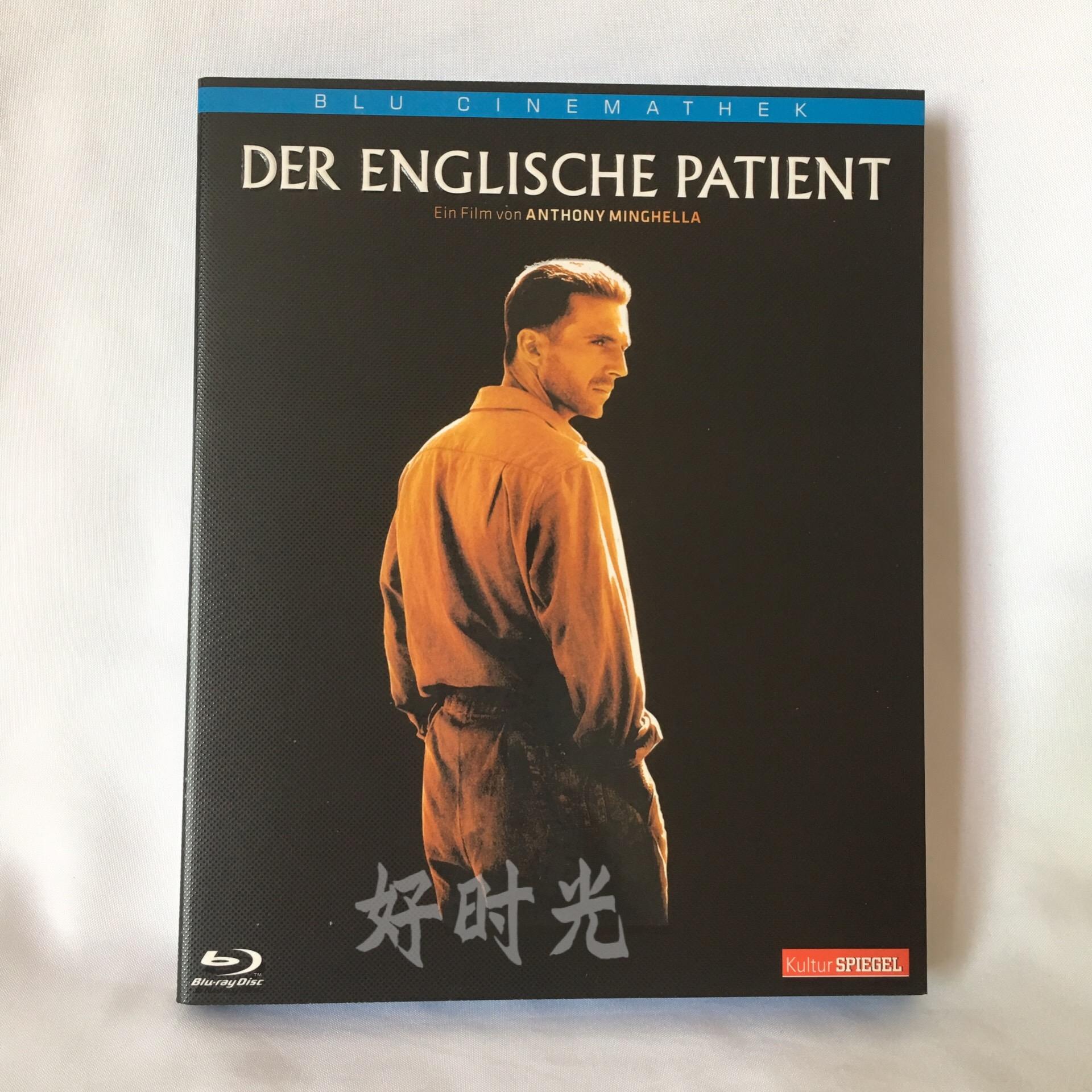 英國病人 英倫情人/別問我是誰 電影BD藍光碟 愛情戰爭 高清收藏