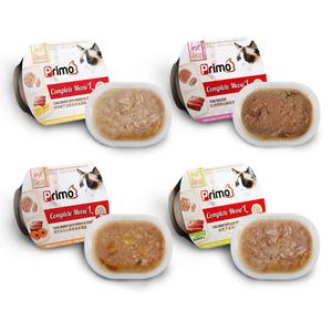 Primo宠物进口猫主食罐头85g*6罐